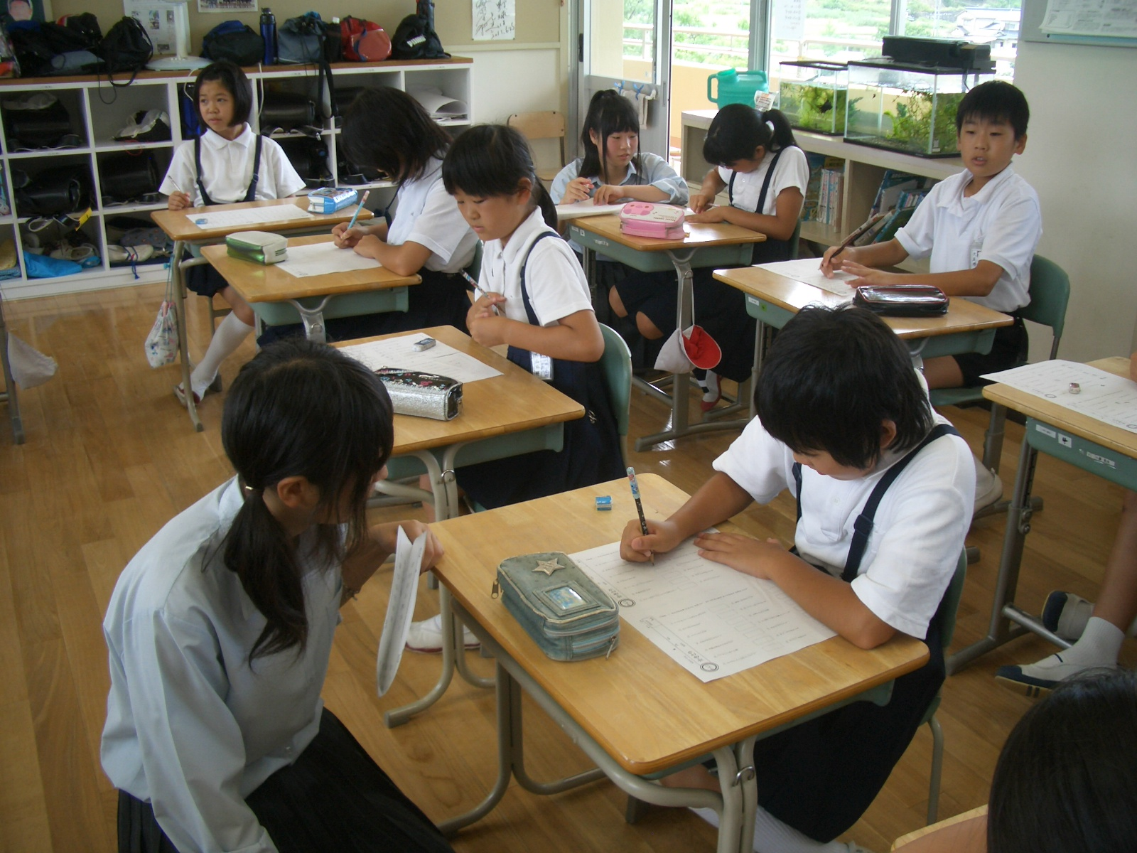 小田小学校ブログ: 7月チャレンジ教室 skip to main | ... 小田小学校ブログ