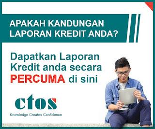 semak laporan kredit ctos online