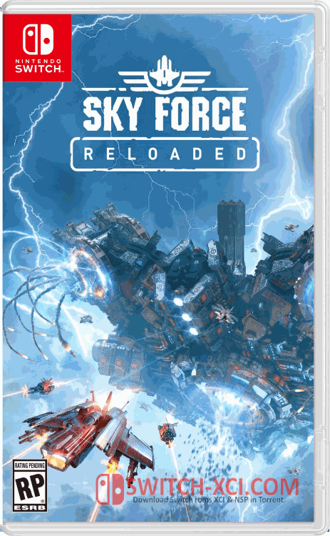 Sky Force Reloaded + Anniversary Switch NSP - Switch-xci com