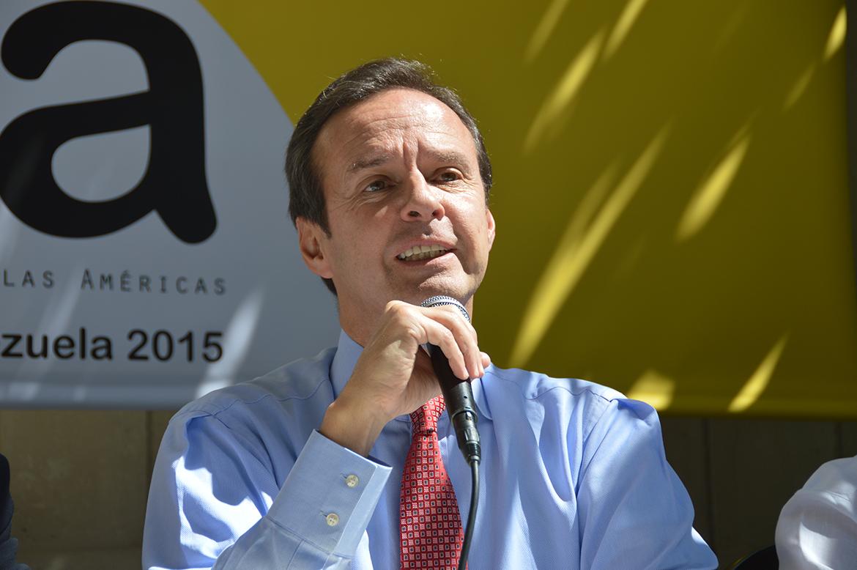 Quiroga integra el grupo de expresidentes IDEA que es opositor a los regímenes del ALBA / WEB