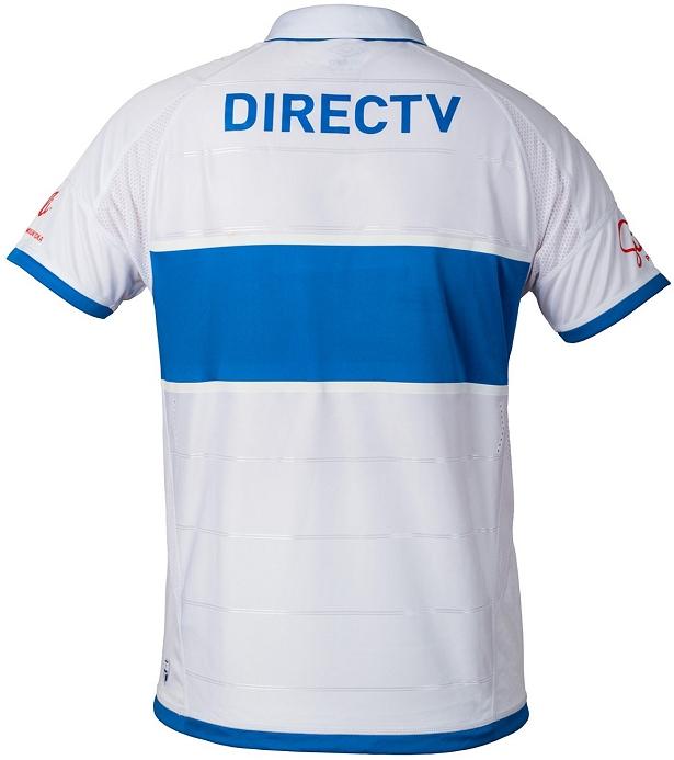 Umbro lança novas camisas do Universidad Católica - Testando Novo Site c442dbfd4a8af