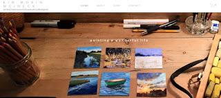 Kim Morin Weineck web page
