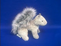 Small Squirrel Stuffed Animal Plush Toy