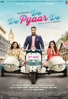 De De Pyaar De (2019) Hindi Movie Pre-DVDRip | 720p | 480p