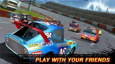 Pit Stop Racing Club vs Club Mod Apk1