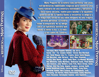 El Regreso de Mary Poppins - [2018]