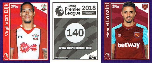 MERLIN PREMIER LEAGUE 2018-Troy Deeney Watford No 293