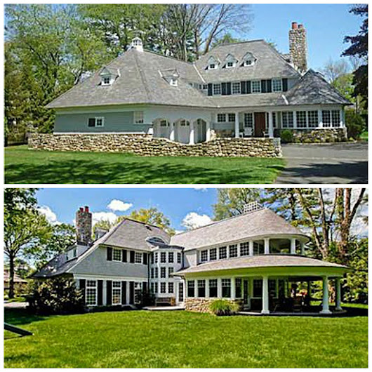 Dec-a-Porter: Imagination @ Home: Before and After: Designing a Home in Darien, Connecticut (Part 1)
