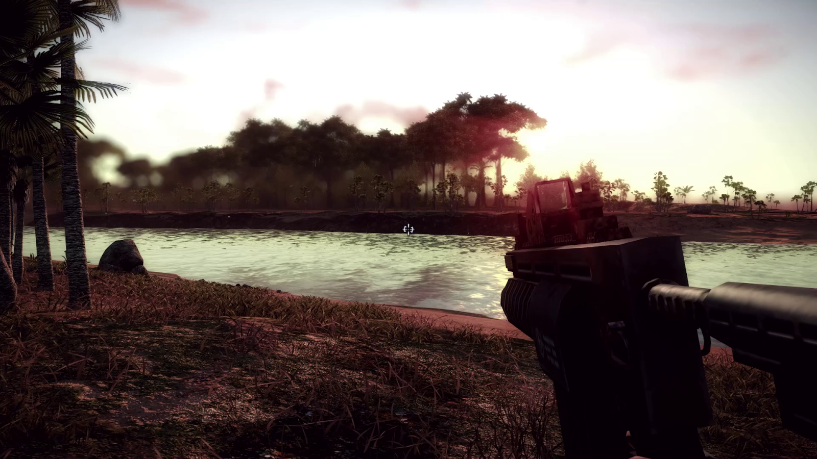 Just Cause 2 Simply Realistic Graphics Mod   Just Cause 2