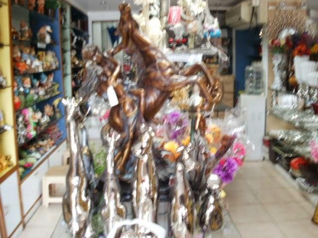 crystal fantasy crockery shop