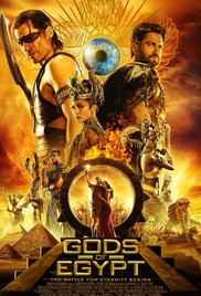 Gods of Egypt (2016) CAM