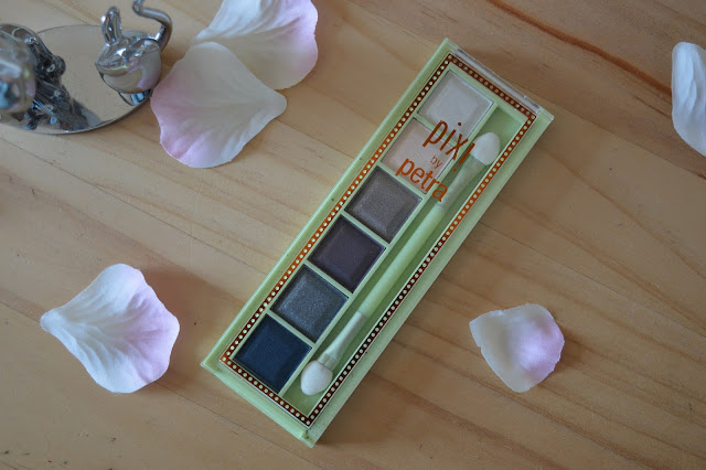 Pixi Mesmerizing Mineral Palette Silver Sky