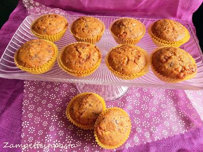 Muffin di torrone - Ricetta con il torrone avanzato