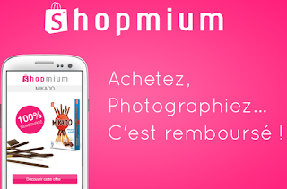 Cash Back Shopping App Shopmium