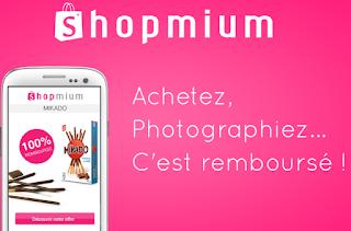 Cash Back Shopping App Shopmium
