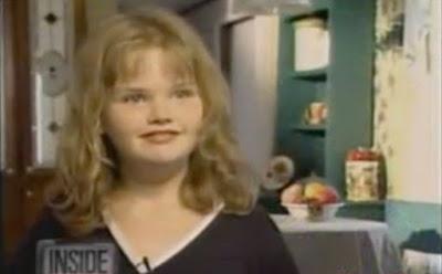 Ex bambina più grassa del mondo