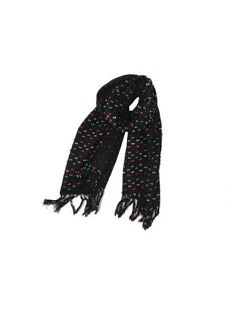 Ace & Jig Spray Scarf in Carnival
