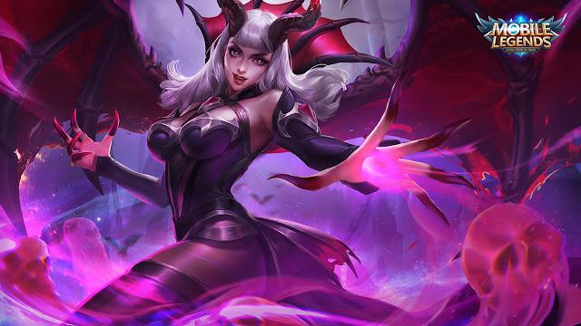 Kisah Hero Mobile Legends: Alice, Ratu Iblis Penghisap Darah