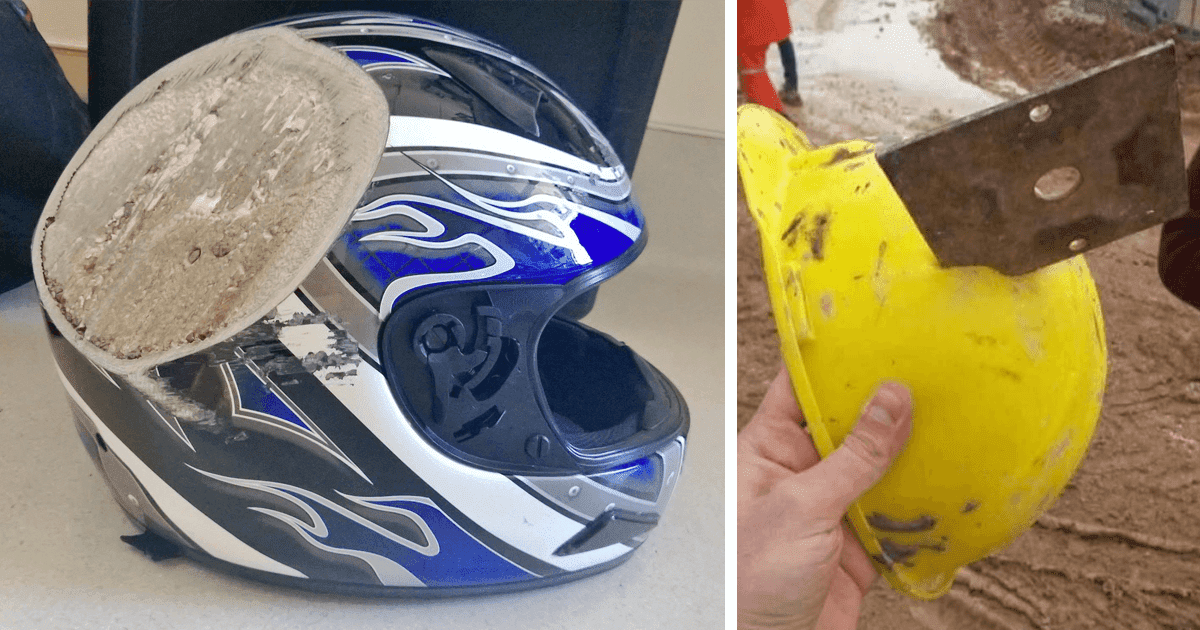 15 Reasons Why Wearing A Helmet Is Always A Good Idea