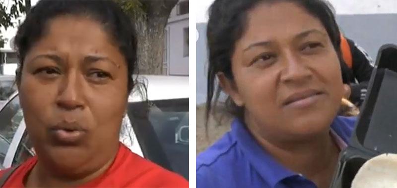 """""""México no perdona"""", tras amenazas desaparecen a Hondureña que rechazo frijoles"""
