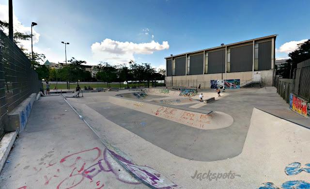 skate park rueil malmaison