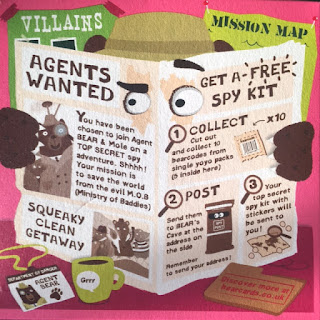 BEAR Spy Adventure kit