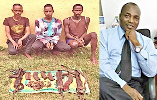 Why We Angrily Killed Dangote HRM - Kidnappers