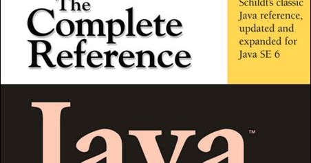 Java Complete Reference 7th Edition Pdf