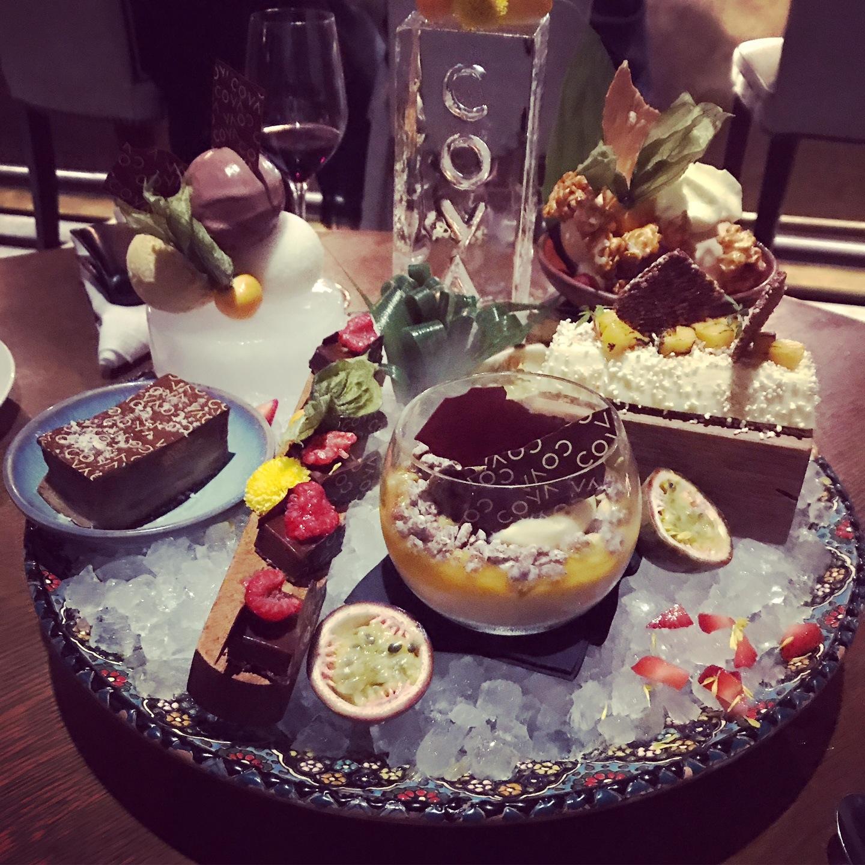 Coya restaurant Dubai
