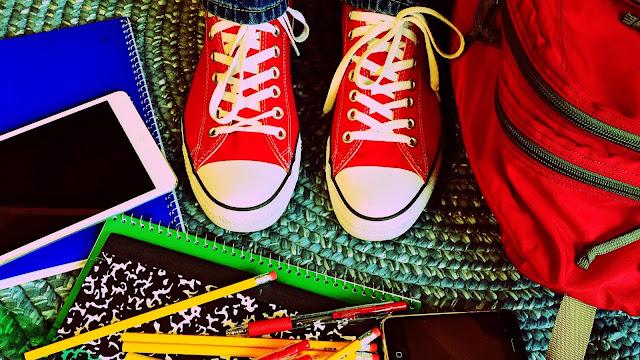 rentrée scolaire DIY économie usagé plusieurs enfants récupération développement durable 2e vie