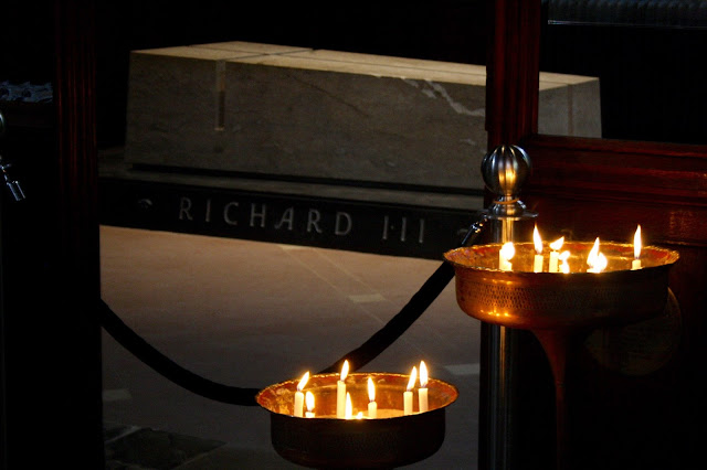 visit leicester cathedral history richard III