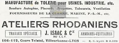 Les ateliers Rhodaniens