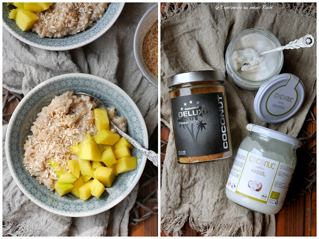 Kokos-Milchreis | Rezept | Kochen | Frühstück | Dessert
