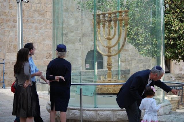 Ханука 2015 в Иерусалиме