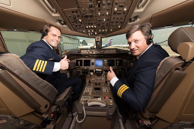 Новая зарплата пилотов «Аэрофлота» оказалась вдвое ниже, чем в Китае