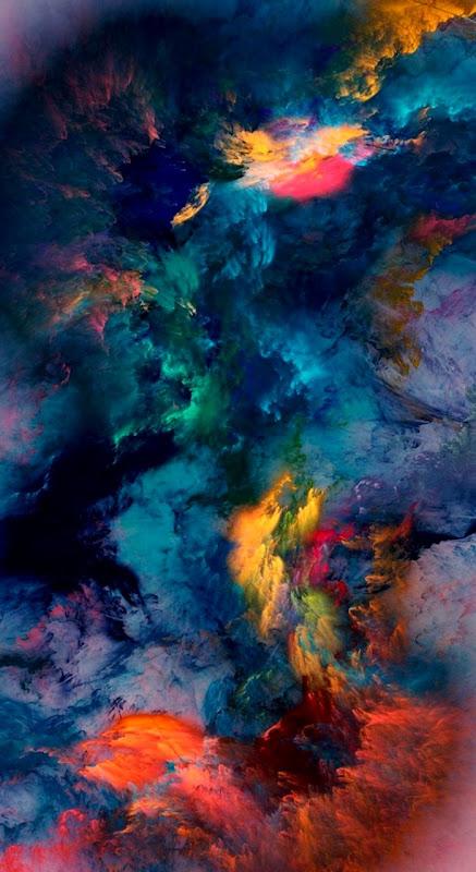 Ios 8 Art Wallpaper Wallpapers Space
