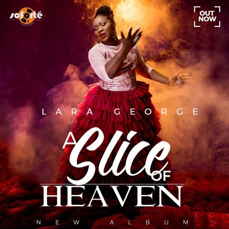 A slice of heaven album cover