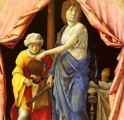 Giuditta-Oloferne-Andrea Mantegna