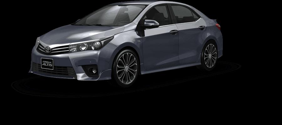 altis mau ghi xanh -  - Giá xe Toyota Corolla Altis 1.8G CVT - Đánh giá chi tiết Toyota Corolla Altis 1.8G CVT 2015