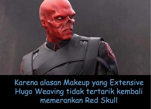 red skull di avengers end game