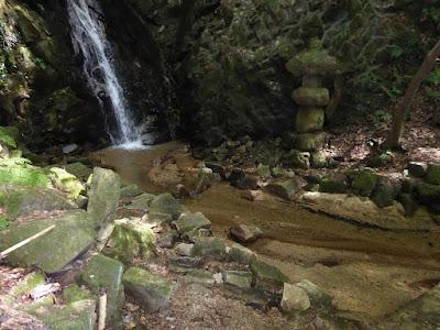 源氏の滝(交野市)