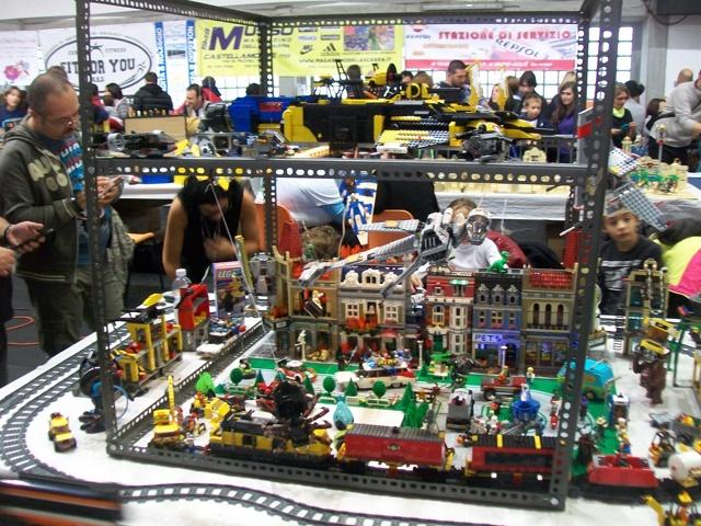 San Giorgio Canavese Brick Expo