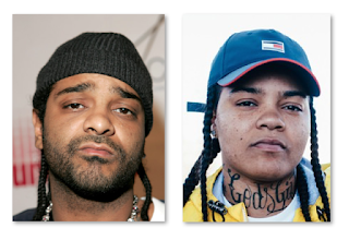 Is Young MA Jim Jones Daughter?