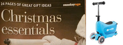 The Sunday Age Christmas Gift Guide