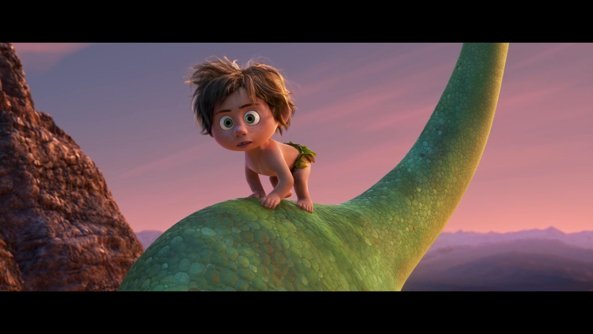 Captura de Un Gran Dinosaurio (2015) 1080p x265 HEVC Latino – Inglés