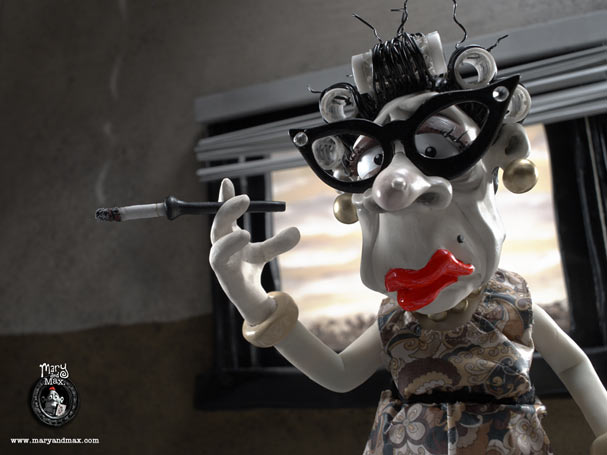 Bina007 Movie Reviews Overlooked Dvd Of The Month Mary And Max