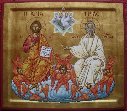 THE ICON OF THE HOLY TRINITY By: Vladimir Moss