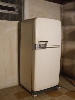 Mid Century Chicago 1950 S Frigidaire Refrigerator