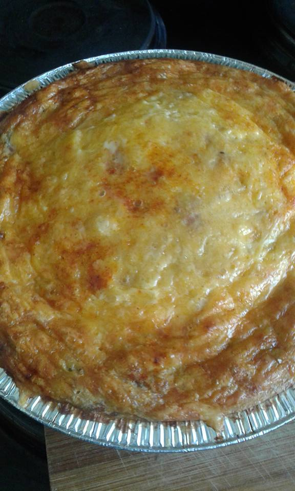 In en om die huis: Gillian Bird‎ - Quick Tuna Tart