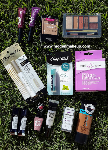 Puerto Rico drugstore haul - www.modenmakeup.com